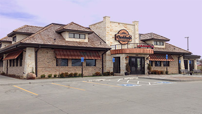 Cheddar's Casual Cafe in Coralville, Iowa